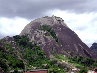 Oban Hills in Cross River State