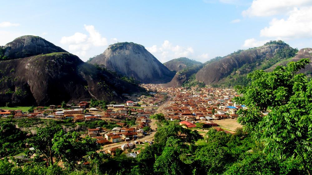 Idanre Hill Nigeria