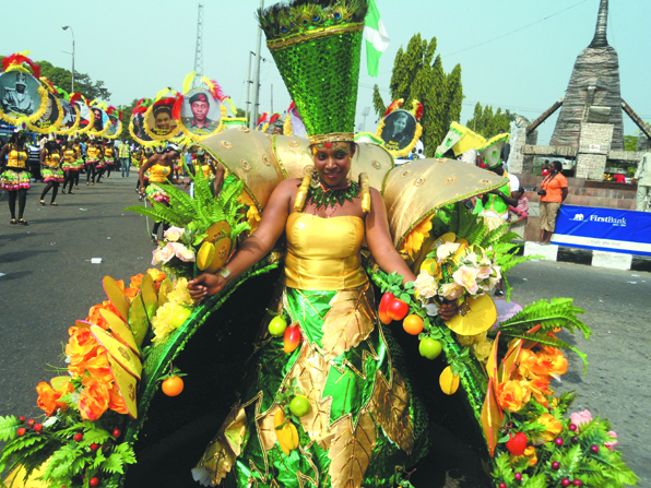 Experience Calabar festival